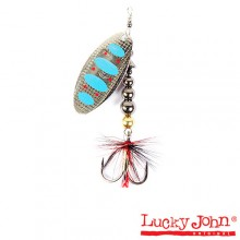 Блесна вращ. Lucky John SHELT BLADE 04 15,0г 003 (LJSB04-003)