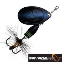 Блесна Savagear Rotex5 06-Black Purple (14гр)