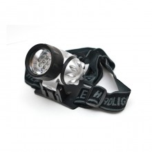Налобный фонарь cеребро (7 LED диодов)