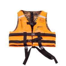 Жилет спасательный двухсторонний Poseidon до 120 кг