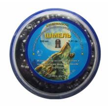 Пули пневматические Шмель 4,5 мм 0,91 грамма (350 шт.)