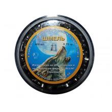 Пули пневматические Шмель 4,5 мм 0,73 грамма (400 шт.)