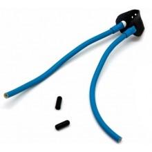 Жгут для рогатки повышенной жесткости синий
