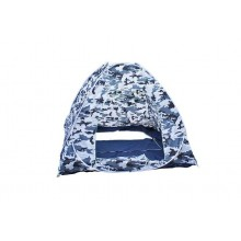 Палатка зимняя автомат 2.0х2.0х1.35м. с молнией на днище