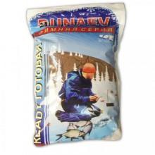 Прикормка зимняя DUNAEV ICE-Ready ЛЕЩ (Готовая),  увлажненная, 0,5кг.
