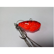 VIB Ripple-Ash Gan 30 цвет Orange Shrimp