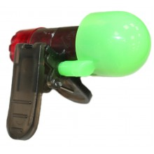 Электронный сигнализатор поклевки (световой + звуковой)