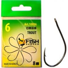 Крючок Fish Season FS Trout Barbless №8