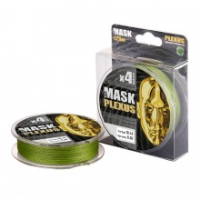 Леска плетёная AKKOI Mask Plexus 125m (green)