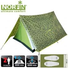 Палатка 2-х местная Norfin TUNA 2 NC