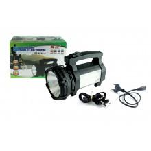 Фонарь ручной светодиодный аккумуляторный BB-02