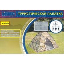 Палатка автомат 4-мест Admiral 250х250х1,60см