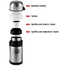 Термос SVW 500 0,5л (широкое горло)