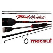 Спиннинг Metsui Trout Master 632UL 1,91м 0,8-6гр