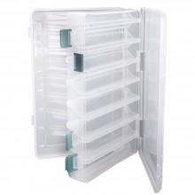 Коробка для воблеров двойная (230*350*60мм) H489
