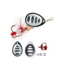 Блесна Pontoon 21 Ball Concept B04-002 №0 (2.2г)