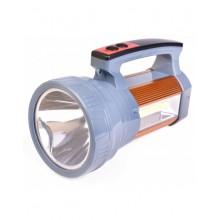 Аккумуляторный фонарь Bb-002 5WATT ручной, с солнечной панелью