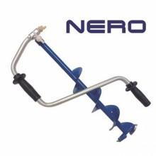Ледобур NERO-MINI-130Т телескопический L(шнека) 0.36м, L(транс.) 0.6м, L(бурения) 1.0м, m 2.25кг