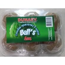 Прикормка Dunaev BALL'S готовая в шарах 0.75кг лещ