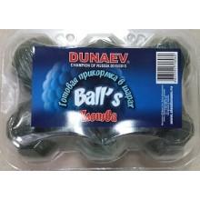 Прикормка Dunaev BALL'S готовая в шарах 0.75кг плотва