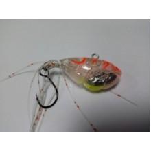 VIB Ripple-Ash Gan 30 цвет Skeleton Shrimp