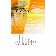 Крючки Cobra ROUND сер.100N