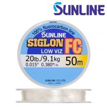 Леска флюорокарбоновая Sunline Siglon FC 50м