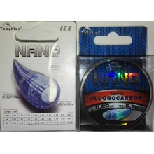 Леска Toughlon Nano Fluorocarbon Coated 30 м