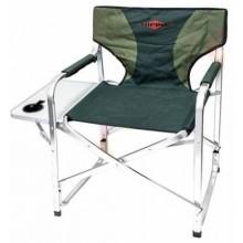 Кресло складное алюминиевое со столиком Mifine
