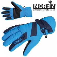 Перчатки Norfin Women WINDSTOP BLUE  705063
