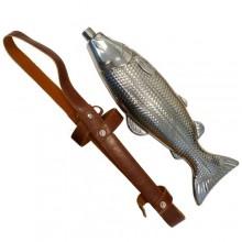 Фляжка Рыбка в чехле