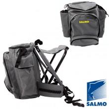 Стул-рюкзак Salmo BACK PACK с карманом на молнии (2066)