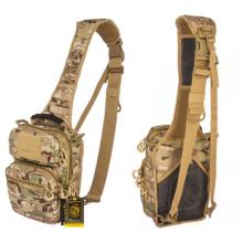 Тактический Рюкзак-Сумка GONGTEX Rover Sling Hexagon Backpack,цвет ХАКИ