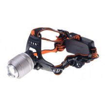 Налобный фонарь светодиодный 3 режима HL-033T6