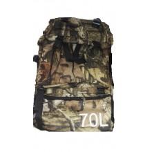 Рюкзак охотник (камуфляж 70L)
