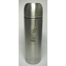 Термос туристический на 0,75 литра, Luotuo Верблюд (узкое горло.SVF-750R4)